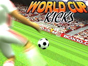 Click to Play World Cup Kicks